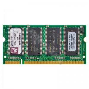 Kingston 512MB DDR 333MHz notebook memória (KFJ-FPC101)