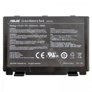 A32-F82 10.8V 4500mAh 48Wh 40%-os gyári használt laptop akkumulátor