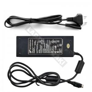 LiteOn 19V 7.9A (150W) 4-pin használt, gyári laptop hálózati töltő