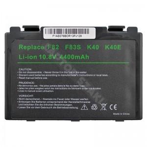 A32-F82 10.8V 4400mAh 48Wh laptop akkumulátor