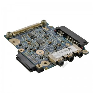 LS-3001P használt audio panel + S-ATA HDD/ODD csatlakozó