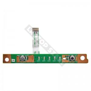 48.4W109.011 használt bekapcsoló panel + kábel
