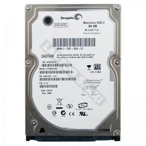 "Seagate ST98823AS 80GB SATA 2,5"" használt laptop winchester"