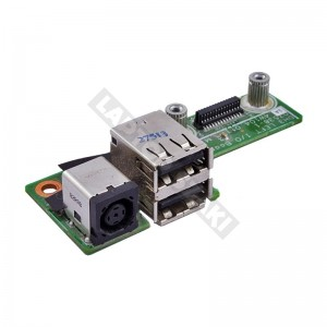 48.4W104.011 használt USB + DC tápcsatlakozó panel