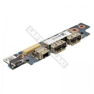 0N820F használt USB és Firewire panel
