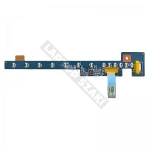 JAL60 LS-4134 használt multimédia panel + kábel