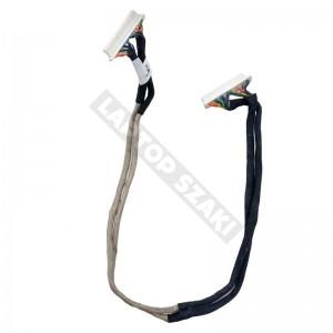 MSI M673X használt USB + LAN panel átvezető kábel