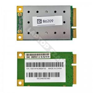 Atheros G64G 802.11b/g mini PCI-E wifi kártya