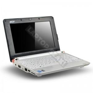 Acer Aspire One ZG5 (fehér) használt netbook