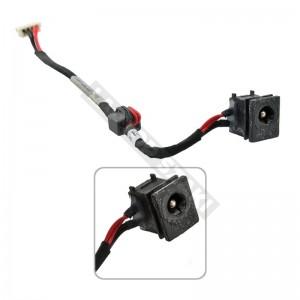 6017B0146301 használt DC tápcsatlakozó + kábel