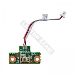 V000130870 használt bekapcsoló panel + kábel