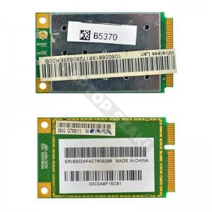 LiteOn G84G 802.11b/g mini PCI-E wifi kártya