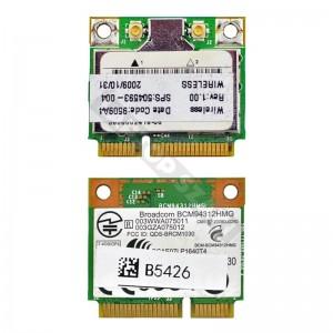 504593-004 BCM94312HMG 802.11b/g mini PCI-E wifi kártya