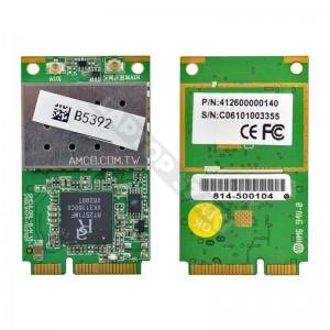 Realtek RT2571WF 802.11g mini PCI-E wifi kártya
