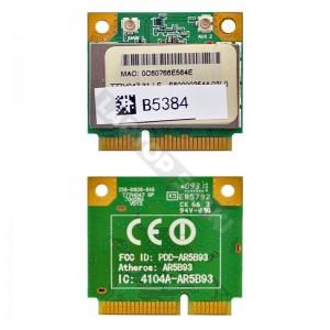Atheros AR5B93 802.11n mini PCI-E wifi kártya