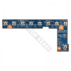 SWX-233 használt bekapcsoló és multimédia panel