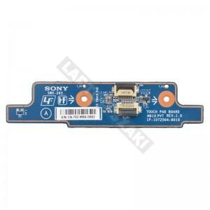 1P-1072504-8010 használt touchpad gomb panel