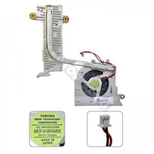 MCF-516PAM05 használt komplett hűtés