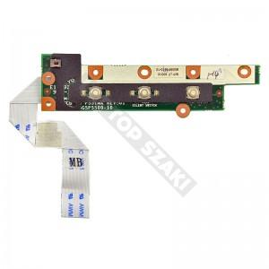 80G5P5510-10 használt bekapcsoló panel + kábel
