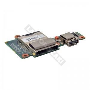 80GMP5510-10 használt USB és kártyaolvasó panel