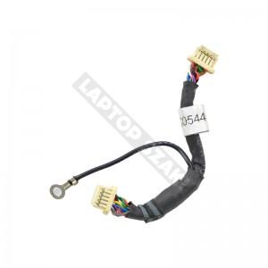 Fujitsu-Siemens Amilo M1437G használt USB + LAN + FireWire + kártyaolvasó panel átvezető kábel