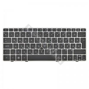 651390-211 EliteBook 2560p gyári új magyar billentyűzet