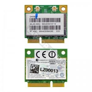 Broadcom BCM94313 használt 802.11n/b/g mini PCI-E wifi kártya