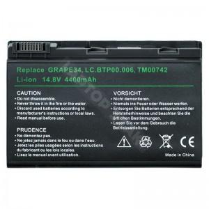 Grape34 14.8V 4400mAh 65Wh laptop akkumulátor