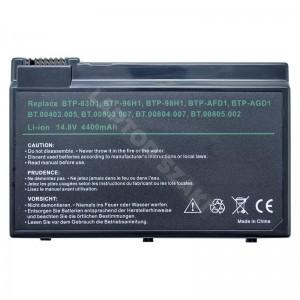 BTP-63D1 14.8V 4400mAh 65Wh laptop akkumulátor