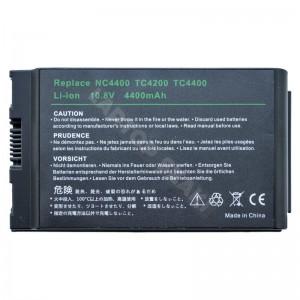 398681-001 10.8V 4400mAh 48Wh laptop akkumulátor