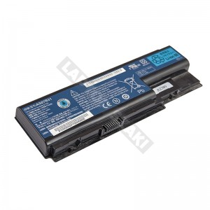 AS07B41 11.1V 4000mAh 44Wh 50%-os gyári, használt laptop akkumulátor