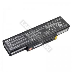 A32-F3 11.1V 4800mAh 53Wh gyári 50%-os használt laptop akkumulátor