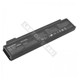 BTY-M52 10.8V 4400mAh használt, 50%-os laptop akkumulátor