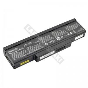 BTY-M66 10.8V 4400mAh 48Wh gyári 70%-os használt laptop akkumulátor