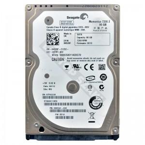 "Seagate ST980411ASG 80GB SATA 2,5"" használt laptop winchester"