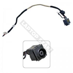 073-0001-7324_A használt DC tápcsatlakozó + kábel