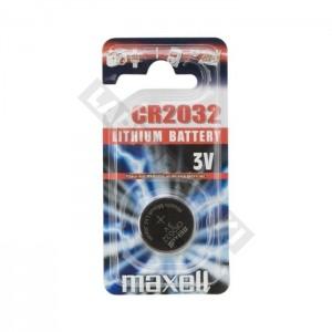 CR2032 - 3V CMOS elem Maxell