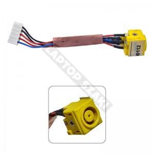 OEDC021 használt DC tápcsatlakozó + kábel