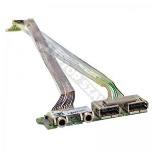 6050A2042601-AUDIO-A03 használt audio + USB panel + kábel