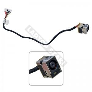 35070SV00-H59-G használt DC tápcsatlakozó + kábel