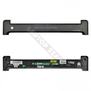 431425-001 használt multimédia panel + bekapcsoló fedél + LED panel
