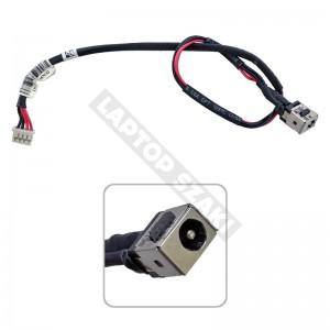 DC020006N00 használt DC tápcsatlakozó + kábel