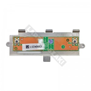 50-71343-42 használt touchpad gomb panel + béepítő keret