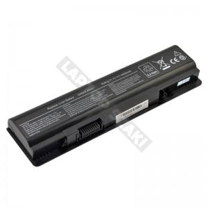 Type F287H 11.1V 4400mAh 48Wh utángyártott új laptop akkumulátor