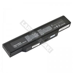 BP-8050 11.1V 4400mAh 48Wh utángyártott új laptop akkumulátor