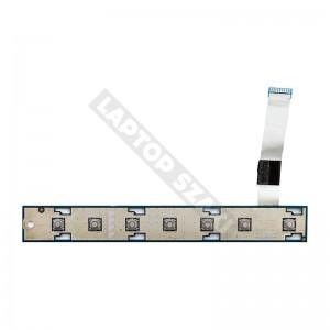 LS-3441P használt bekapcsoló és multimédia panel + kábel