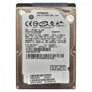"Hitachi HTS541616J9SA00 160GB SATA 2,5"" használt laptop winchester"