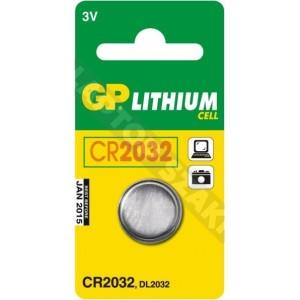 CR2032 - 3V CMOS elem