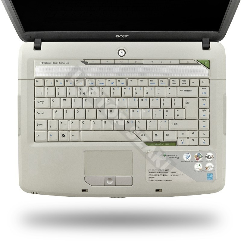ACER ASPIRE 5520G TOUCHPAD DRIVERS WINDOWS 7