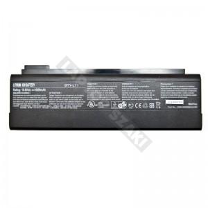 BTY-L71 10.8 6600mAh használt, 75%-os laptop akkumulátor